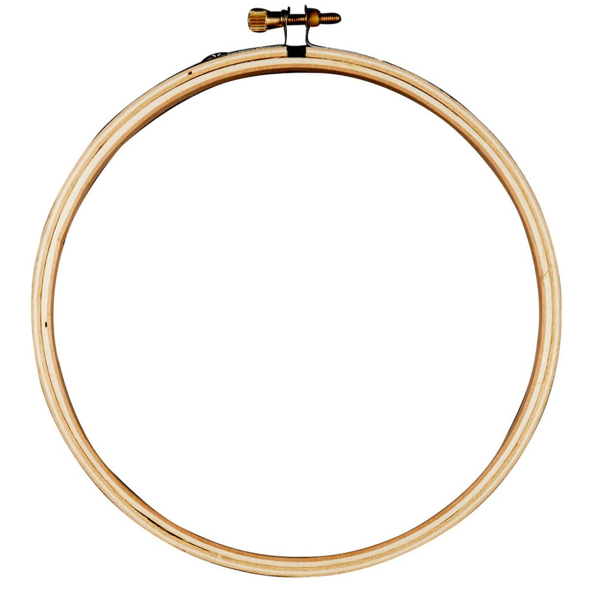 Wooden Embroidery Hoop size 12 inches
