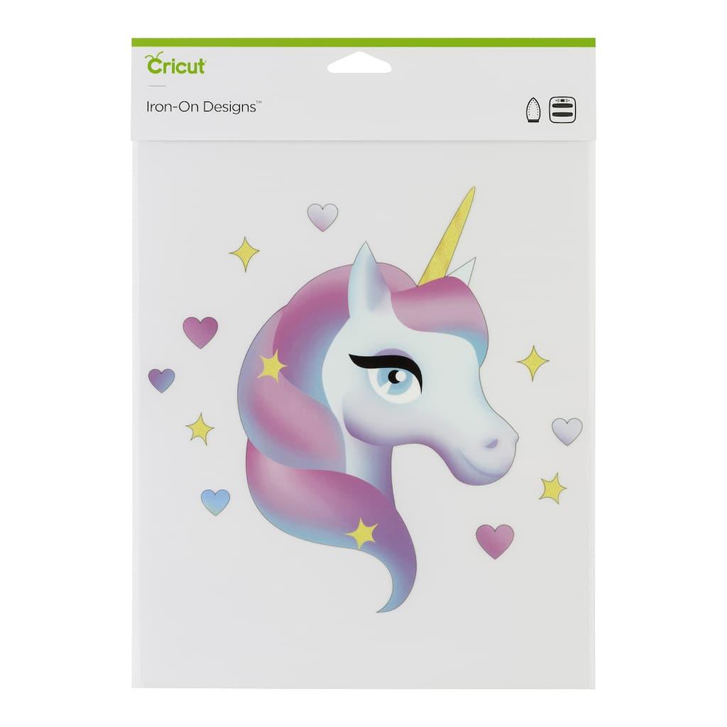 Cricut® Iron-On Designs™, Unicorn