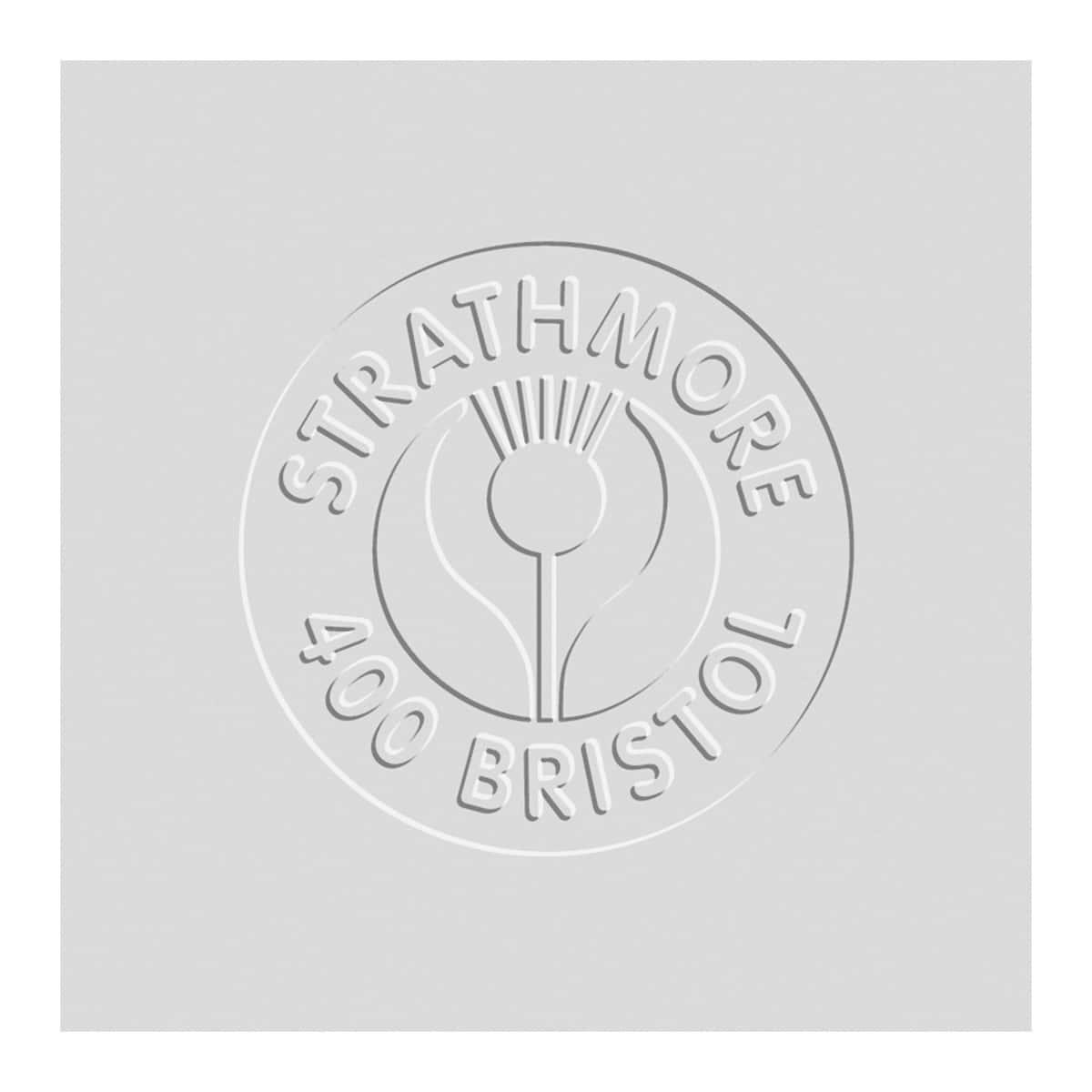 Strathmore® 400 Series 4-Ply Bristol Sheet, Vellum