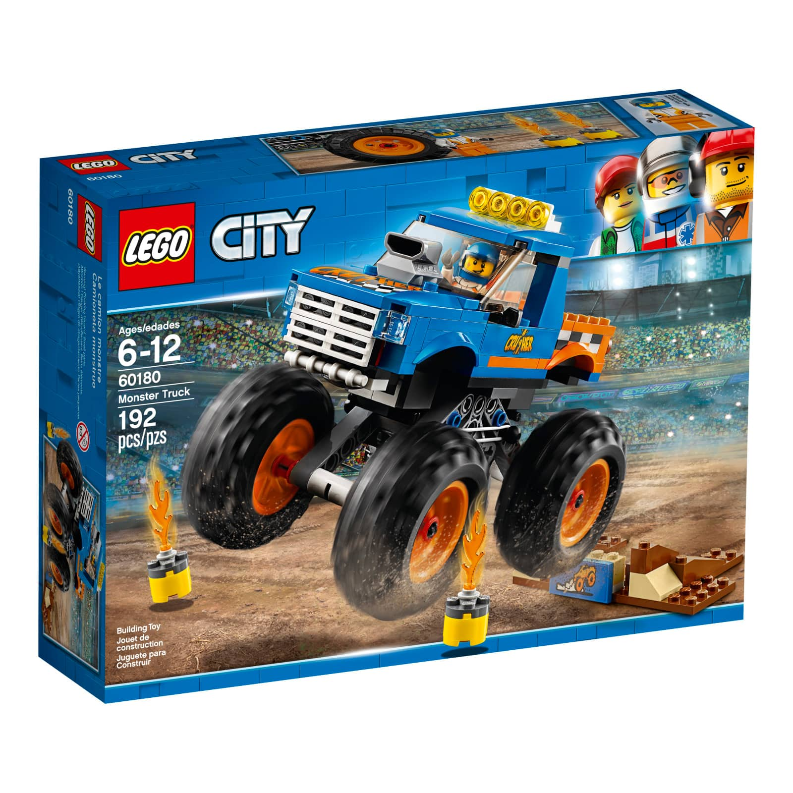 How to make a tractor from Lego Learning the basics of construction