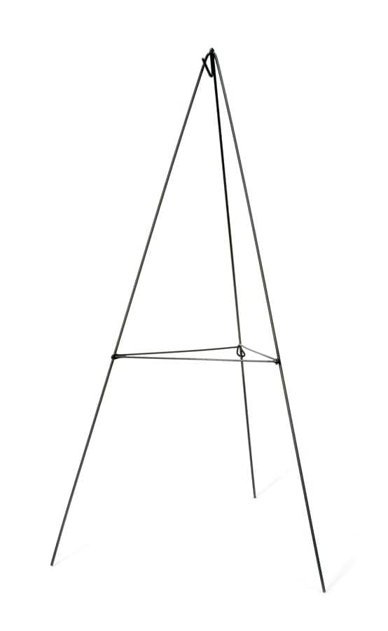 FloraCraft Wire Easel 24-Inch Green