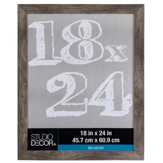 Gray Belmont Frame By Studio Décor®