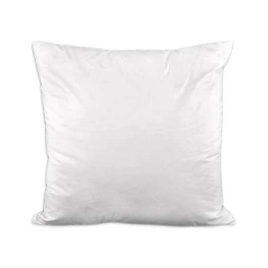 40 X 40 Down Pillow Form 4040 Custom Down Pillow Inserts 22x22