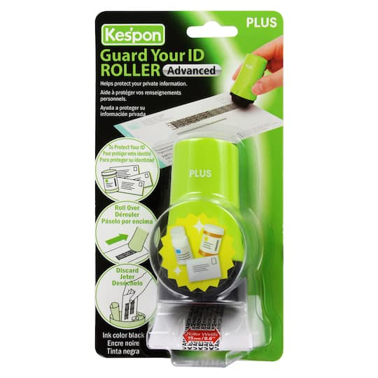 Buy The Plus Kespon Guard Your ID Roller Advanced At Michaels