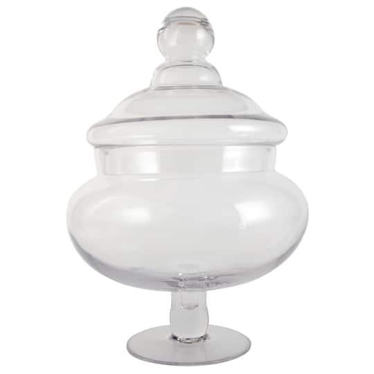 Ashland� Glass Apothecary Jar, 13.5