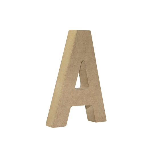 5 Stand Up Wood Letter By Artminds