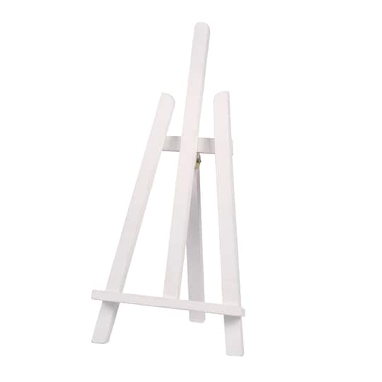 White Display Tabletop Easel By Artist S Loft