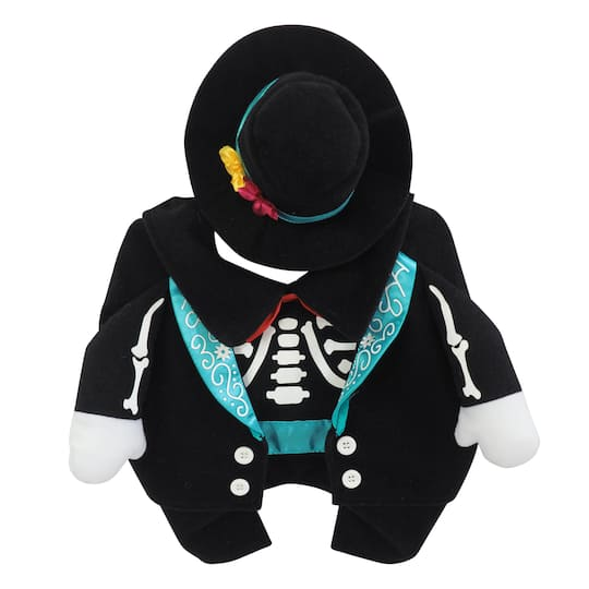 Get The Day Of The Dead Suit Pet Costume At Michaels