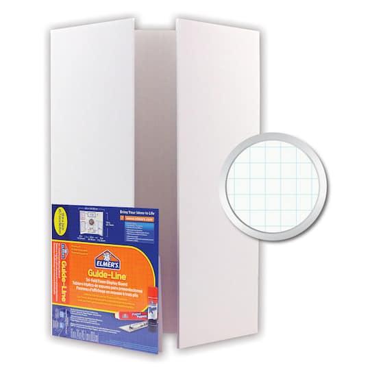 Elmers Guideline Foam Tri Fold Display Board