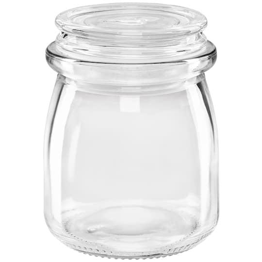Buy The Mini Round Jar With Lid By Ashland At Michaels