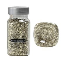 6e962a1555d8 vintage glass golden glitter by recollections™