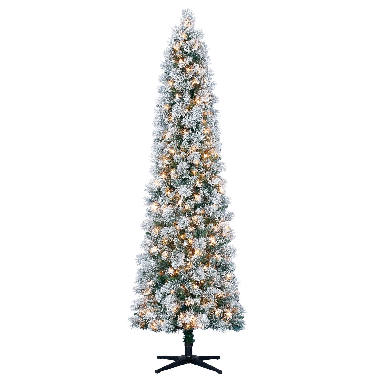 7ft. Pre,Lit Artificial Christmas Tree, Clear Lights by Ashland®