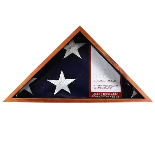 memorial flag case by studio décor®