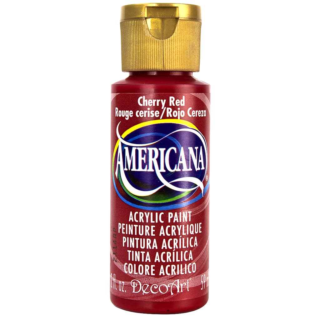 Americana Acrylic Paint 2oz Michaels