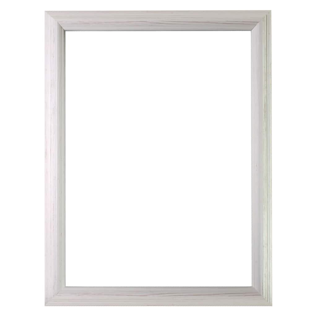 Studio Décor® Open Back Frame, Driftwood White