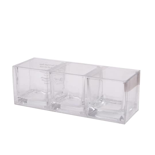 Shop For The Square Decorative Vases By Ashland At Michaels