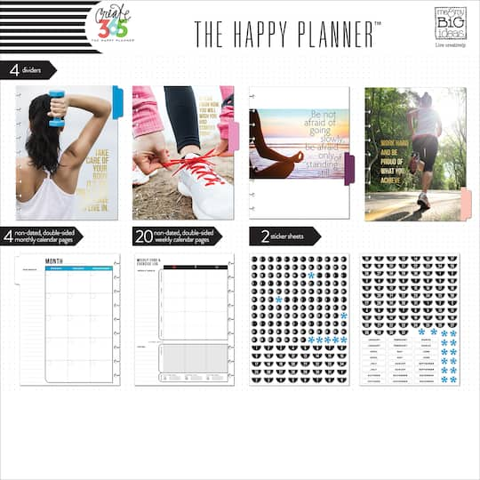 happy planner christmas extension pack