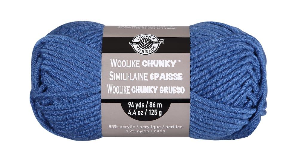 Loops Threads Woolike Chunky Yarn