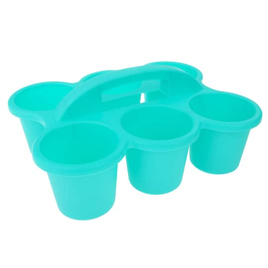 Assorted 6 Cup Caddy With Handle By Creatology