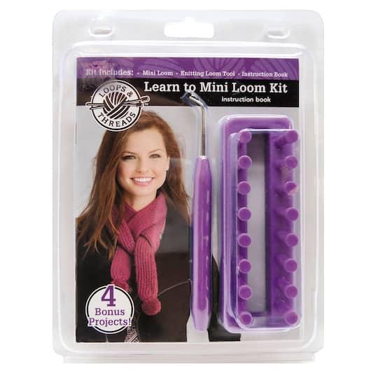 Loops & Threads® Learn To Mini Loom Kit
