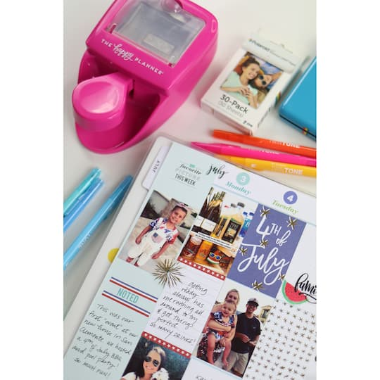 Create 365™ The Happy Planner™ Mambi Weekly Punch, Big