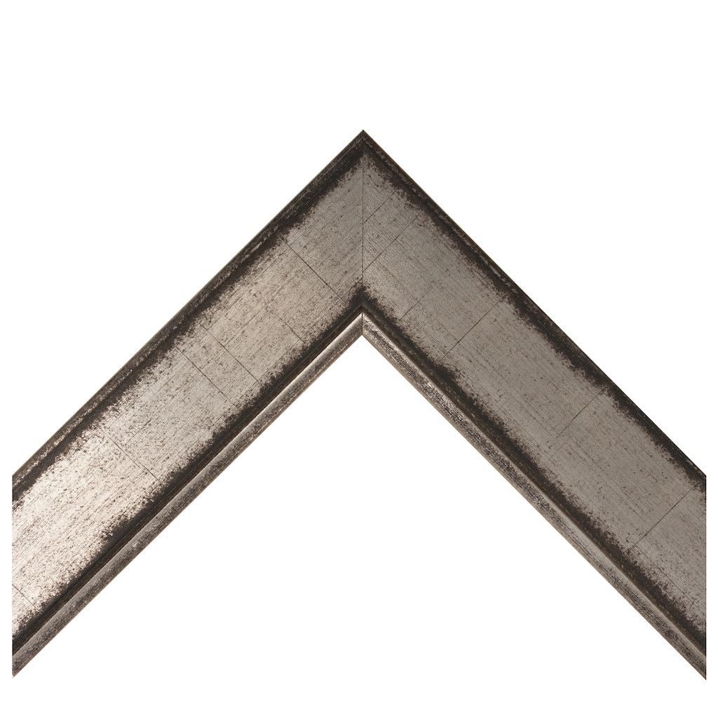 Shop For The Worn Silver Metallic Wrap Custom Frame