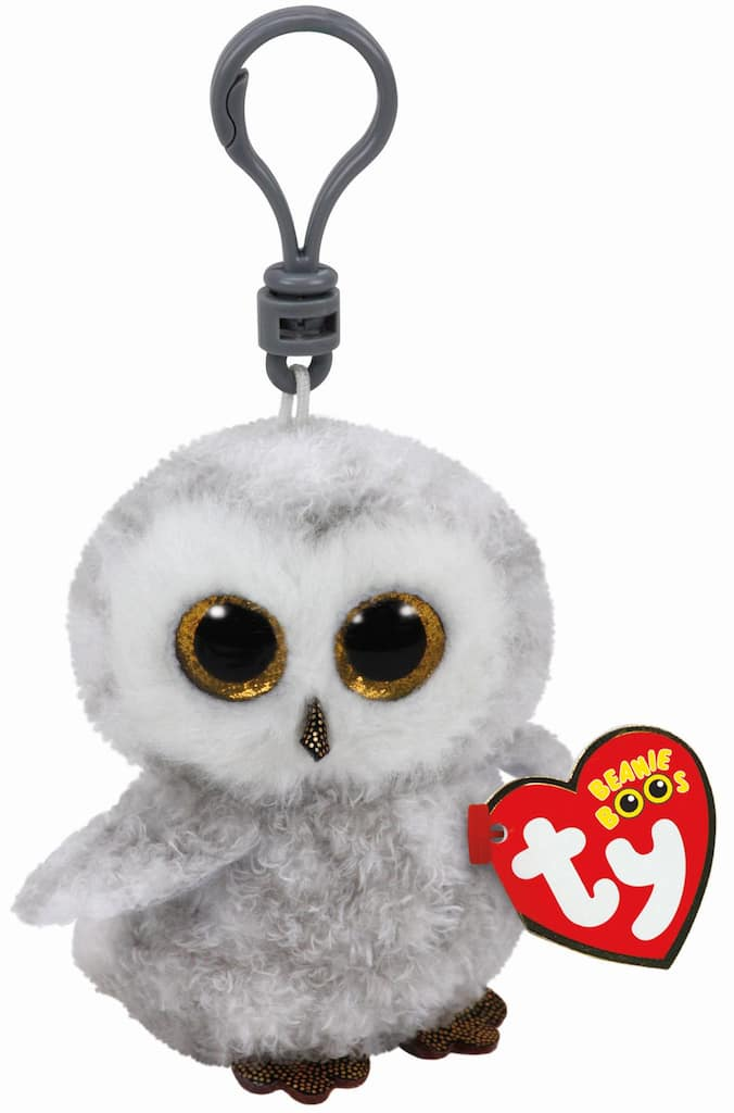 Find the Ty Beanie Boos™ Owlette Gray   White Owl Clip at Michaels f27e3610289
