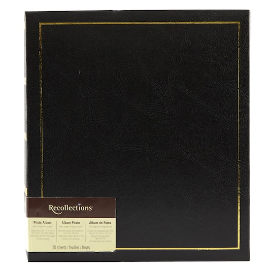 Recollections Magnetic Photo Album