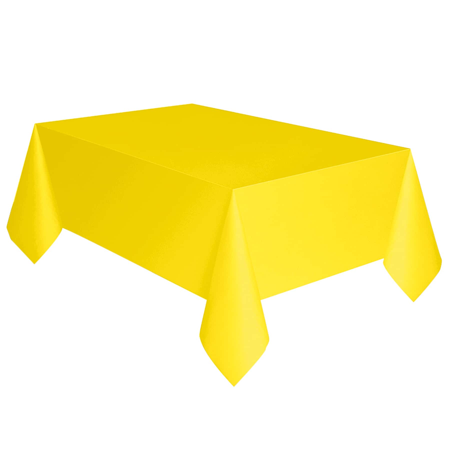 Previous  sc 1 st  Michaels Stores & Neon Yellow Plastic Table Cover | Neon Yellow Party Decorations