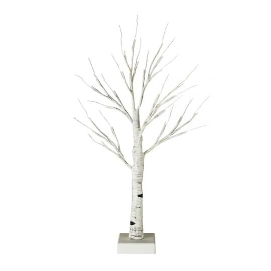 Apothecary Amp Company Decorative Led Birch Tree 24 Quot Quot