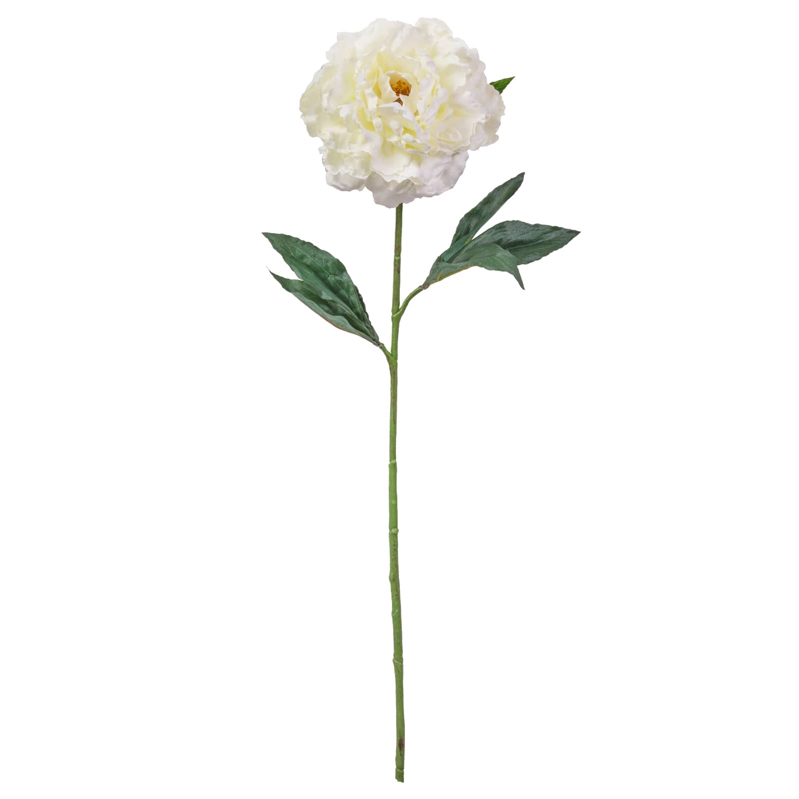 PK ARTIFICIAL WHITE CHRISTMAS ROSE STEMS FLOWERS 100