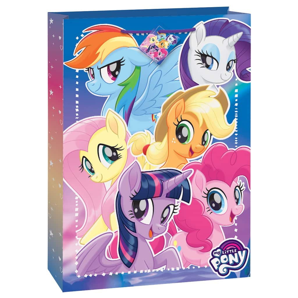 Large My Little Pony Gift Bag
