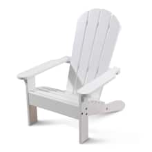KidKraft Adirondack Chair, White