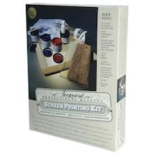 722a7bd77 jacquard professional quality screen printing kit