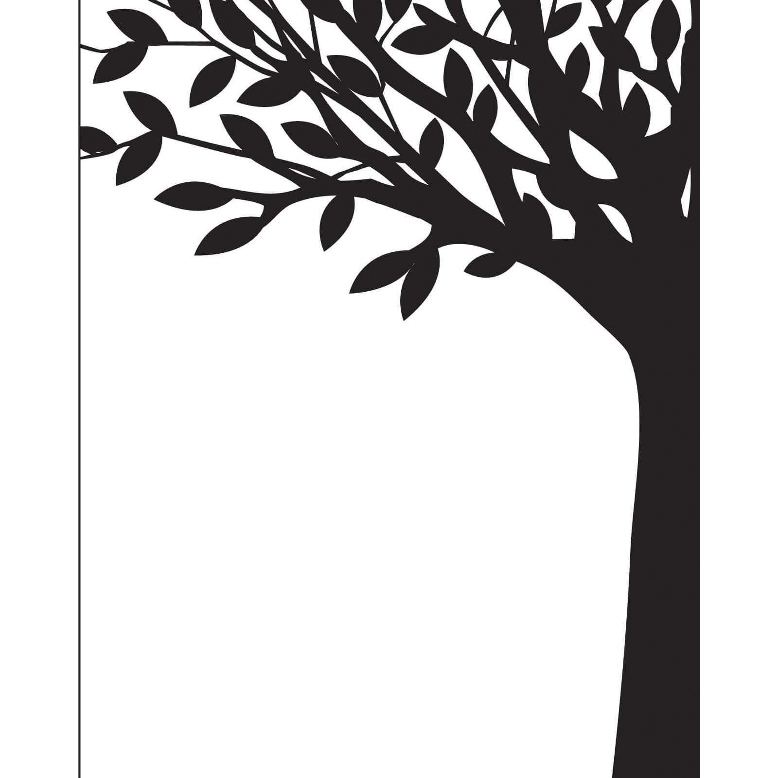 "Darice Halloween Glitter Sign 6 x 4.25/"" Wreath Arrangement Decor Tree"