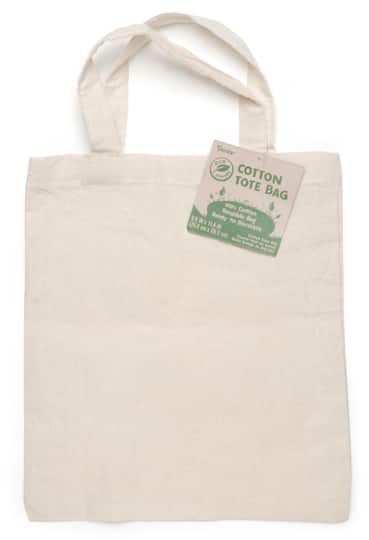 Blank Cotton Tote Bag