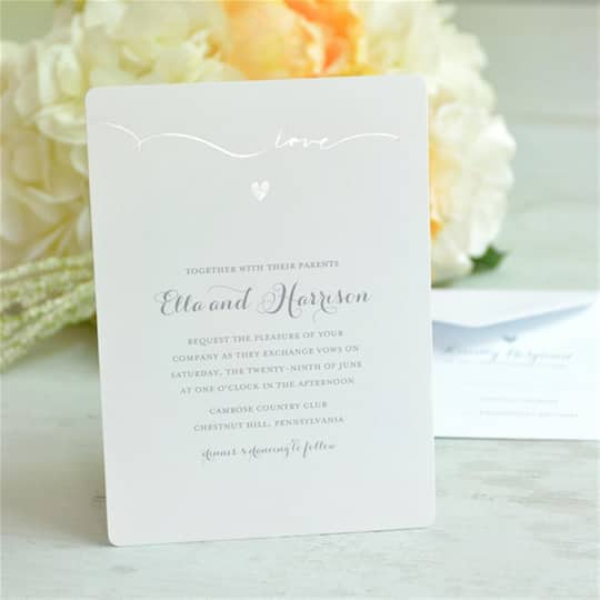 Gartner StudiosR Script Love Invitation