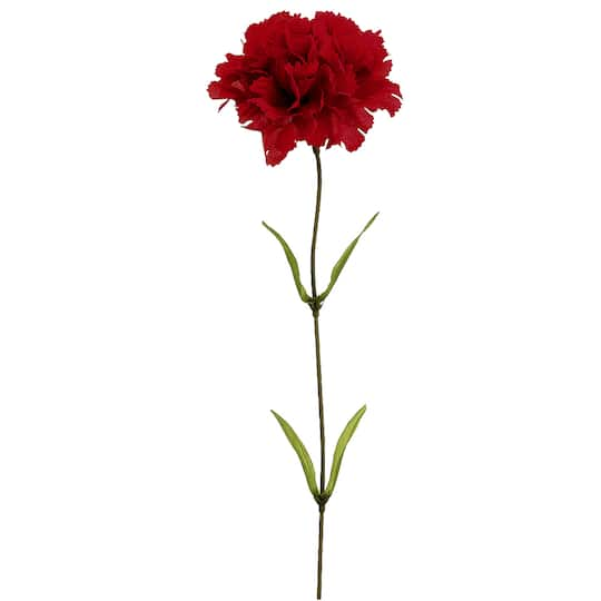 Purchase The Red Large Carnation Stem By Ashland At Michaels
