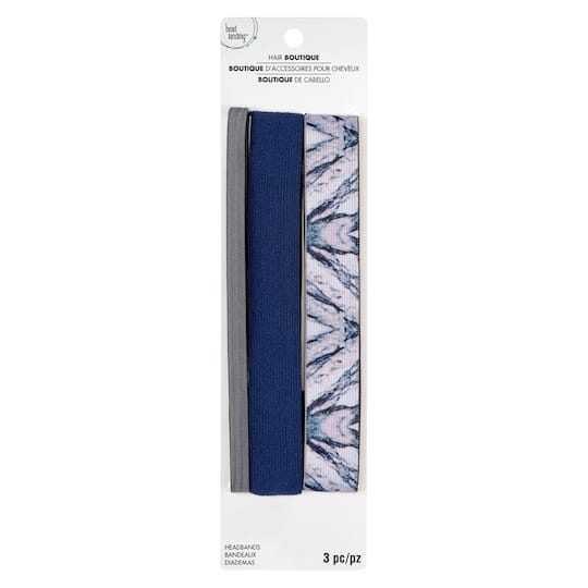 Buy the Marble Mix Seamless Headbands By Bead Landing™ at Michaels fcb8376a8f6