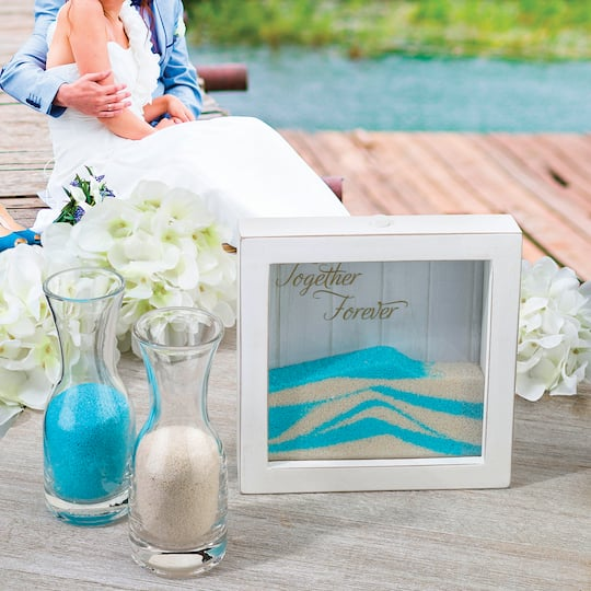 Lillian Rose Small Unity Sand Ceremony Picture Frame