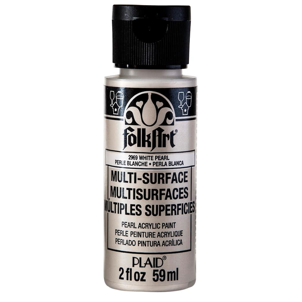 Buy Folkart 174 Multi Surface Pearl Acrylic Paint At Michaels
