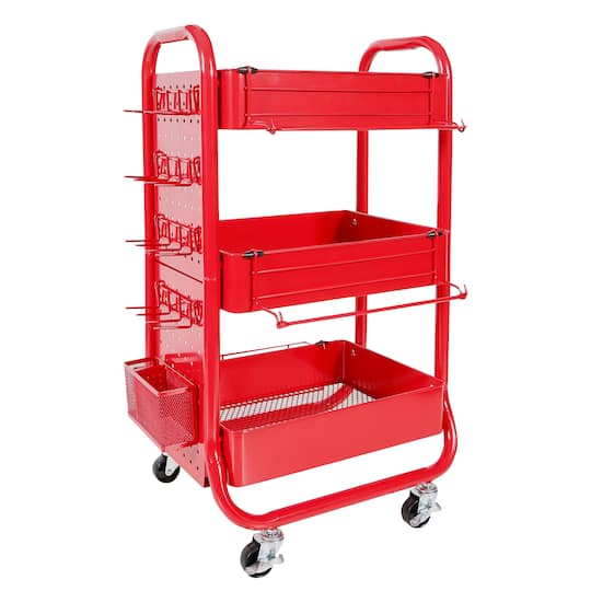 f533fb34dd69 Red Gramercy Cart By Recollections™