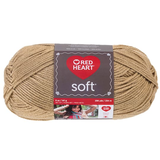Red Heart® Soft™ Yarn, Solid