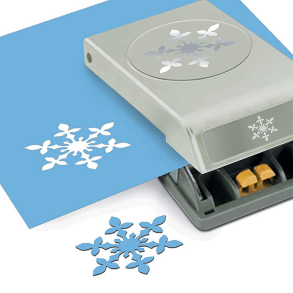 Ek Tools Vintage Snowflake Paper Punch