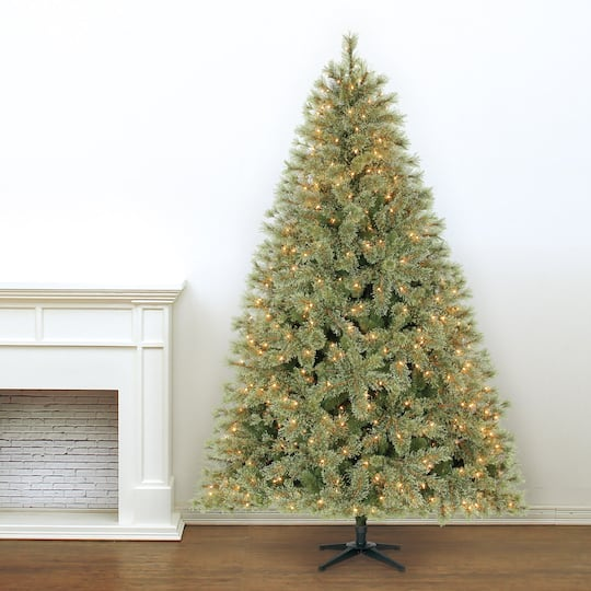 Artificial Christmas Tree Assembly Instructions.7 5ft Pre Lit Quick Set Jasper Artificial Christmas Tree Clear Lights By Ashland