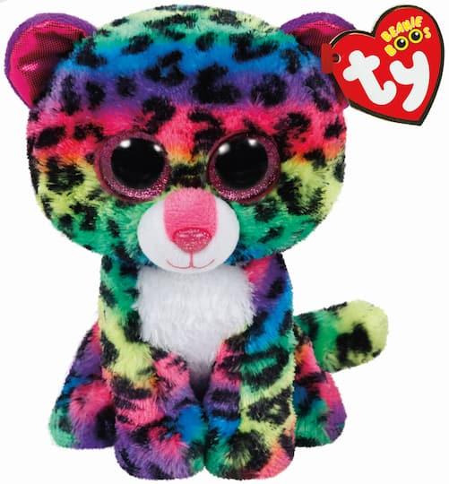 d6ed953527a Buy the Ty Beanie Boos™ Dotty Multicolored Leopard