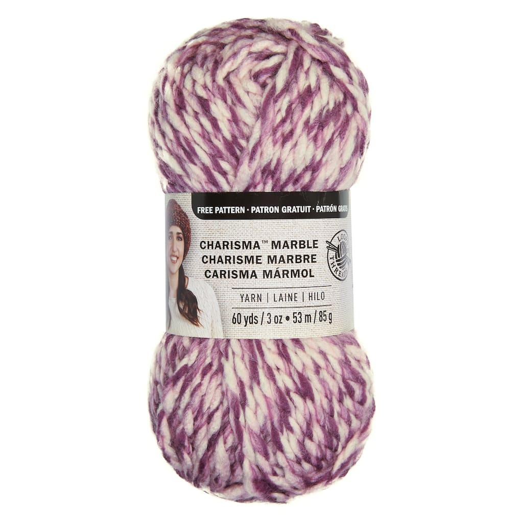 Charisma™ Marble Yarn by Loops & Threads®