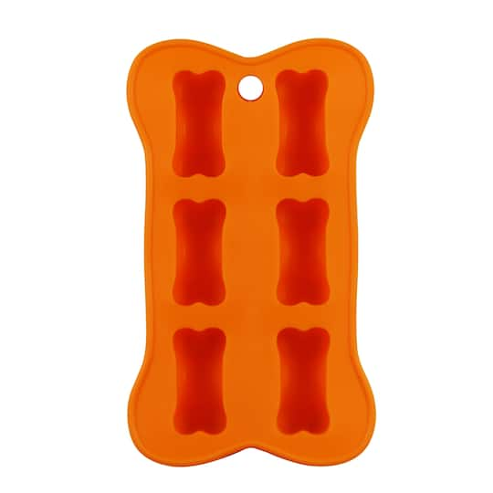 Orange Dog Bone Mini Silicone Mold By Celebrate It™