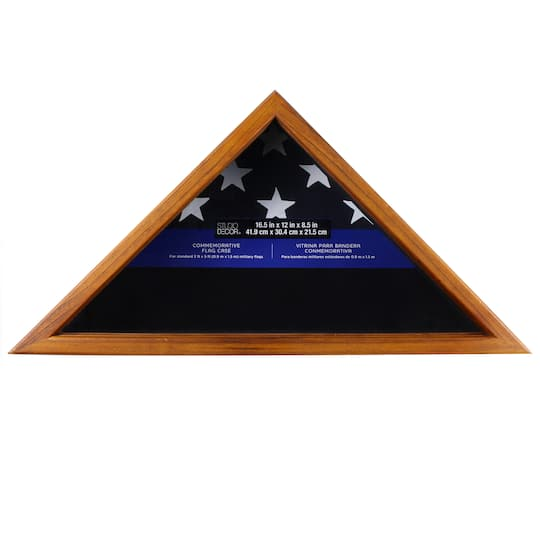 commemorative flag case by studio décor®