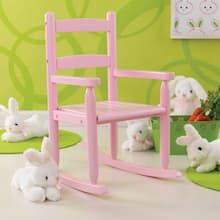 KIDKRAFT双板条摇杆,粉红